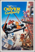"Movie Posters:Animated, Oliver & Company & Other Lot (Buena Vista, 1988). One Sheets (2) (27"" X 41"") DS. Animated.. ... (Total: 2 Items)"