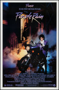 "Movie Posters:Rock and Roll, Purple Rain (Warner Brothers, 1984). One Sheet (27"" X 41""). Rockand Roll.. ..."
