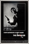 """Movie Posters:Crime, The Enforcer (Warner Brothers, 1977). Poster (40"""" X 60""""). Crime.. ..."""