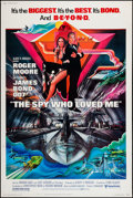 "Movie Posters:James Bond, The Spy Who Loved Me (United Artists, 1977). Poster (40"" X 60""). James Bond.. ..."