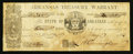 Obsoletes By State:Arkansas, (Little Rock), AR- The State of Arkansas $1.20 Jan. 17, 1863 Cr. 26. ...