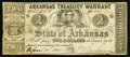 Obsoletes By State:Arkansas, (Little Rock), AR- The State of Arkansas $2 Apr. 18, 1862 Cr. 40A. ...