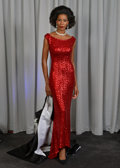 Art Glass:Daum, Michael Faircloth. Dress inspired by Iolanta. Benefitting The Dallas Opera. ...