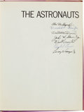 Autographs:Celebrities, Mercury Seven Astronauts: The Astronauts Book Signed by All....