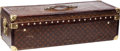 "Luxury Accessories:Home, Louis Vuitton Classic Monogram Canvas Encyclopedia Trunk. GoodCondition. 35"" Width x 10"" Height x 13"" Depth. ..."