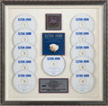 "Music Memorabilia:Awards, Elton John ""Candle In The Wind (1997)"" RIAA Diamond+ SalesAward...."