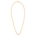 Estate Jewelry:Necklaces, Gold Semi-Mount Necklace. ...