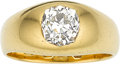 Estate Jewelry:Rings, Diamond, Gold Ring, English. ...