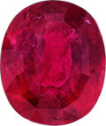 Estate Jewelry:Unmounted Gemstones, Unmounted Ruby. ...