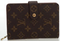 Luxury Accessories:Accessories, Louis Vuitton Classic Monogram Canvas Wallet . ...
