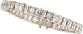 Estate Jewelry:Bracelets, Diamond, Platinum Bracelet, Oscar Heyman Bros.. ...