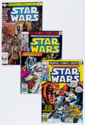 Bronze Age (1970-1979):Science Fiction, Star Wars Group (Marvel, 1978-81) Condition: Average NM-.... (Total: 20 Comic Books)