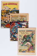 Golden Age (1938-1955):Miscellaneous, Timely Golden Age Reading Copy Group (Timely, 1943-54) Condition: Average PR.... (Total: 6 Comic Books)