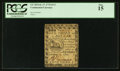 Colonial Notes:Continental Congress Issues, Continental Currency February 17, 1776 $1/3 PCGS Fine 15.. ...