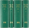 Books:Reference & Bibliography, Phillips, Lee Philip. A List of Geographical Atlases in theLibrary of Congress. 4 Volume Set. Mansfield Centre: Mar...(Total: 4 Items)