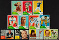 Football Cards:Lots, 1957 - 1962 Topps/Fleer Football Card Collection (143). ...