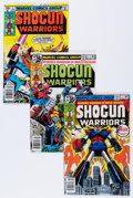 Bronze Age (1970-1979):Adventure, Shogun Warriors #1-13 Group (Marvel, 1979-80) Condition: Average NM-.... (Total: 13 Comic Books)