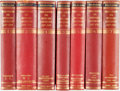 Books:Reference & Bibliography, [Featured Lot]. Schottenloher, Karl. Bibliographie Zur Deutschen Geschichte Im Zeitalter Der Glaubensspaltung 1517-1585.... (Total: 7 Items)