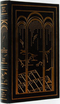 Books:Fine Bindings & Library Sets, Gore Vidal. SIGNED. The Smithsonian Institution. Franklin Center: The Franklin Library, 1998. Signed by the author...