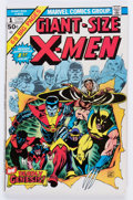 Bronze Age (1970-1979):Superhero, Giant-Size X-Men #1 (Marvel, 1975) Condition: VG+....