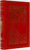 Books:Fine Bindings & Library Sets, Michael Crichton. SIGNED. Rising Sun. Franklin Center: The Franklin Library, 1992. Signed by the author. First e...