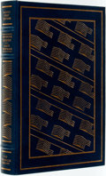 Books:Fine Bindings & Library Sets, Alice Hoffman. SIGNED. Seventh Heaven. Franklin Center: The Franklin Library, 1990. Signed by the author. First ...