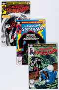 Modern Age (1980-Present):Superhero, The Amazing Spider-Man Group (Marvel, 1982-84) Condition: AverageNM-.... (Total: 29 Comic Books)