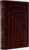 Books:Fine Bindings & Library Sets, Tom Wolfe. SIGNED. The Bonfire of the Vanities. Franklin Center: The Franklin Library, 1987. Signed by the author....