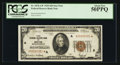 Small Size:Federal Reserve Bank Notes, Fr. 1870-A* $20 1929 Federal Reserve Bank Note. PCGS About New 50PPQ.. ...