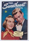 Golden Age (1938-1955):Romance, True Sweetheart Secrets #3 Crowley Copy pedigree (FawcettPublications, 1950) Condition: VF/NM....