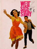 "Movie/TV Memorabilia:Autographs and Signed Items, A Rita Moreno and Others Signed Program from ""West Side Story.""..."