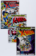 Bronze Age (1970-1979):Superhero, X-Men #120-140 and 143 Group (Marvel, 1979-89) Condition: AverageVF/NM.... (Total: 33 Comic Books)