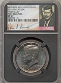 Kennedy Half Dollars, 2014-P 50C High Relief, Clad, 50th Anniversary, First Releases SP67NGC. This lot also includes: 2014-D 50C High Relief,... (Total: 2coins)