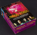 "Non-Sport Cards:Unopened Packs/Display Boxes, 1979 Topps ""Star Trek"" Wax Box With 36 Unopened Packs. ..."