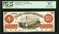 Obsoletes By State:Georgia, Savannah, GA- Bank of the State of Georgia $10 G62a Proof. ...