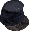 Military & Patriotic:Civil War, Union Forage Cap Exhibiting Original Insignia for Co K, 23rd Regiment....