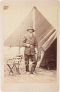 Photography:Cabinet Photos, General George Meade Cabinet Card....