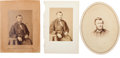 Photography:Cabinet Photos, Three Ulysses S. Grant Albumen Images,...