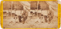 Photography:Stereo Cards, General George A. Custer Stereoview,...