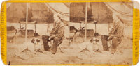 General George A. Custer Stereoview