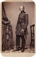 Photography:CDVs, Union General Henry Bohlen Carte de Visite....
