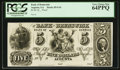 Obsoletes By State:Georgia, Augusta, GA- Bank of Brunswick $5 G16 Proof. ...