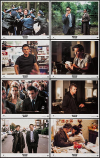 """Mystic River & Others Lot (Warner Brothers, 2003). International Lobby Card Sets of 8 (3) (11"""" X 14"""")..."""
