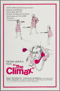 """Movie Posters:Foreign, The Climax & Other Lot (Lopert, 1967). One Sheet (27"""" X 41"""") & Uncut Pressbooks (2) (Multiple Pages, 11"""" X 14"""" & 11"""" X 17"""").... (Total: 3 Items)"""