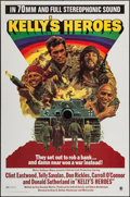 "Movie Posters:War, Kelly's Heroes (MGM, 1970). One Sheet (27"" X 41"") Roadshow Style.War.. ..."