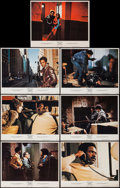 "Movie Posters:Blaxploitation, Shaft (MGM, 1971). Lobby Cards (7) (11"" X 14"") & Photos (2) (8""X 10""). Blaxploitation.. ... (Total: 9 Items)"