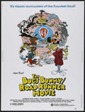 "Movie Posters:Animated, The Bugs Bunny/Road Runner Movie (Warner Brothers, 1979). Poster (30"" X 40""). Animated Comedy. Directed by Chuck Jones and P..."