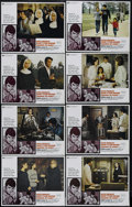 """Movie Posters:Romance, Change of Habit (Universal, 1969). Lobby Card Set of 8 (11"""" X 14""""). Musical Drama. Directed by William A. Graham. Starring E... (Total: 8)"""