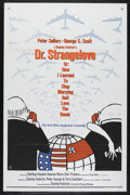 """Movie Posters:Comedy, Dr. Strangelove or: How I Learned to Stop Worrying and Love theBomb. (Columbia, 1964). One Sheet (27"""" X 41""""). Comedy. Direc..."""