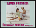 """Movie Posters:Elvis Presley, Easy Come, Easy Go (Paramount, 1967). Lobby Cards (3) (11"""" X 14"""").Musical Comedy. Directed by John Rich. Starring Elvis Pre..."""